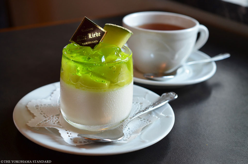 【SWEETS】 CAFE de la PRESSE_THE YOKOHAMA STANDARD