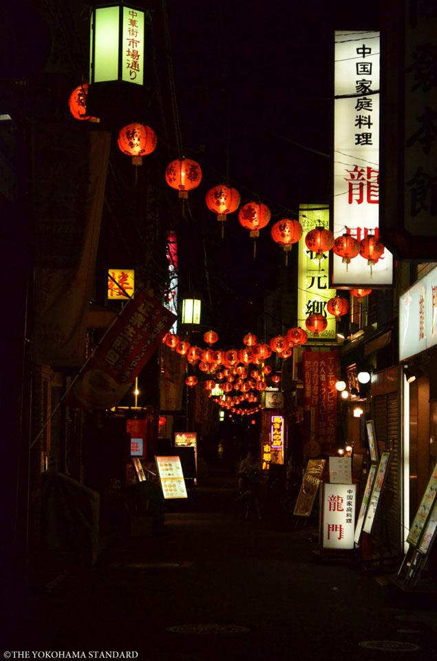 【YOKOHAMA SNAP】横浜中華街 市場通り_THE YOKOHAMA STANDARD