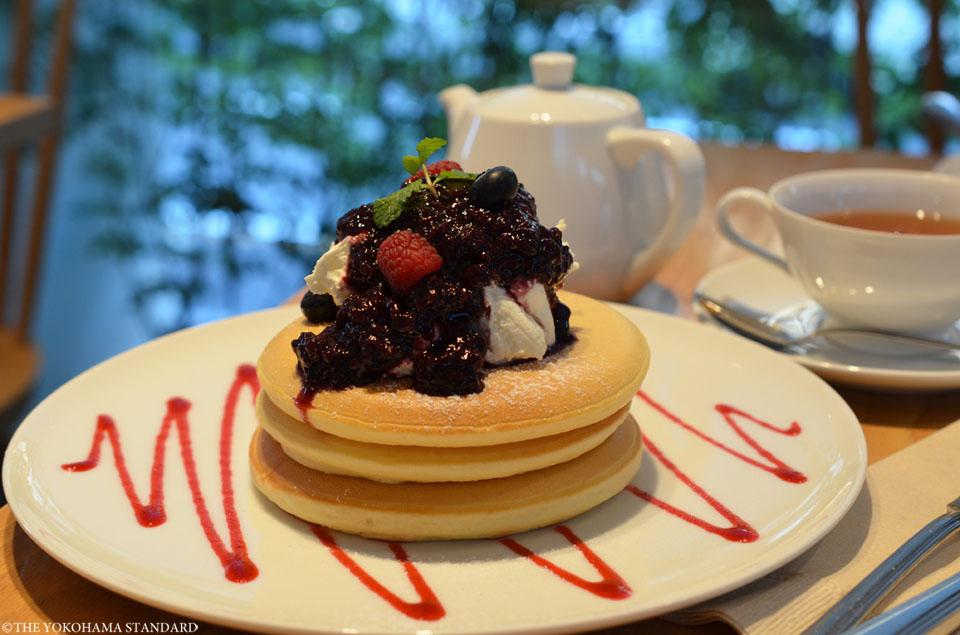 pancake ristorante-the yokohama standard