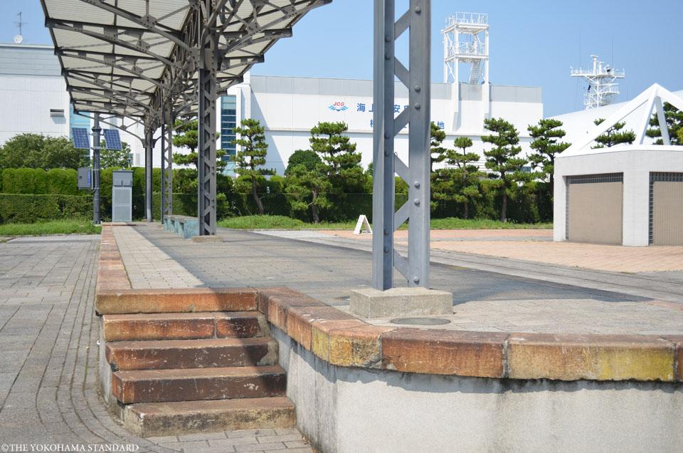 旧横浜港駅プラットホーム2-THE YOKOHAMA STANDARD