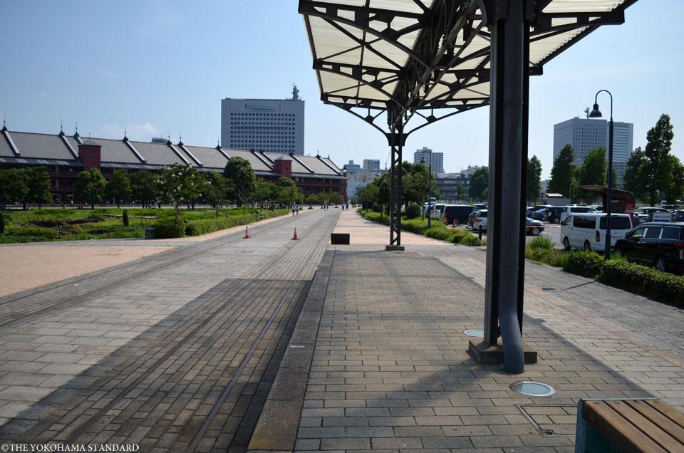 旧横浜港駅プラットホーム1-THE YOKOHAMA STANDARD