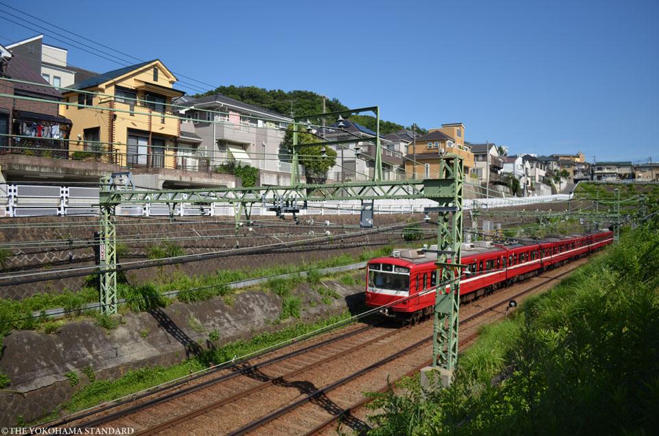 森が丘のトンネル3-THE YOKOHAMA STANDARD