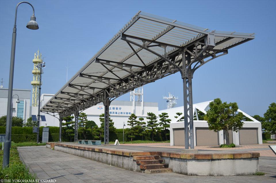 旧横浜港駅プラットホーム3-THE YOKOHAMA STANDARD
