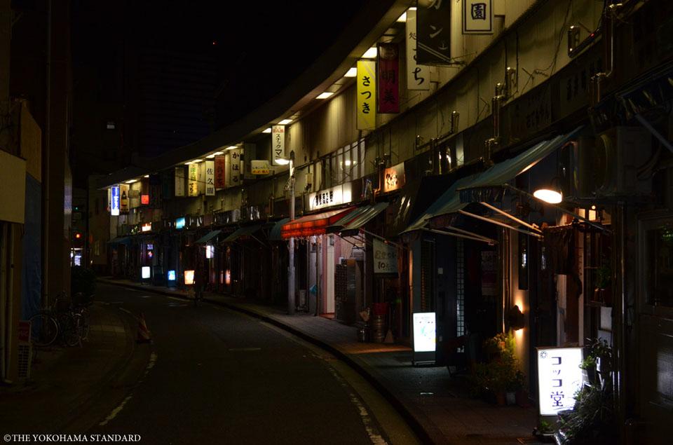 都橋商店街1-THE YOKOHAMA STANDARD