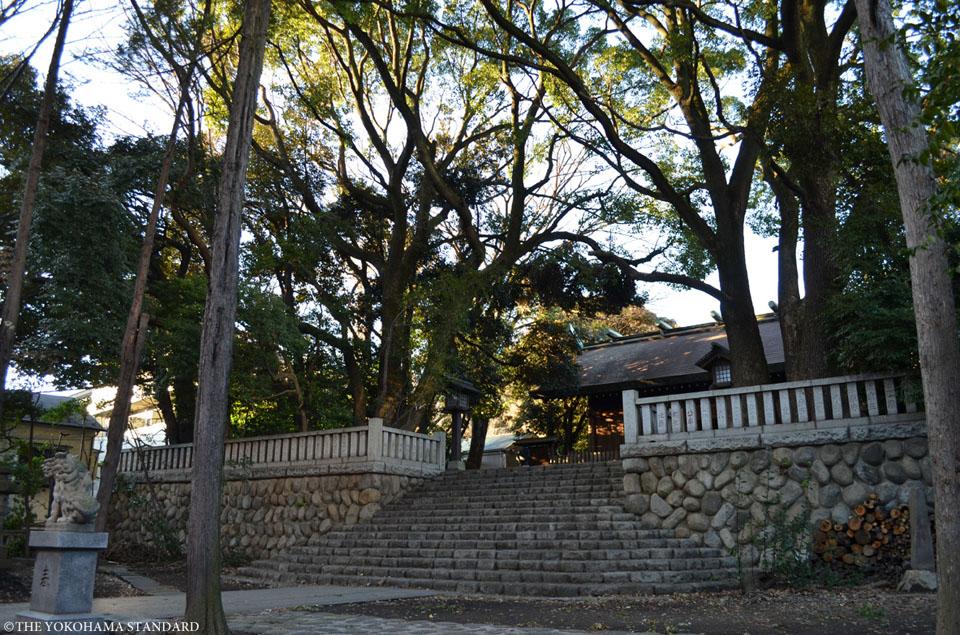 神奈川宿②7-THE YOKOHAMA STANDARD