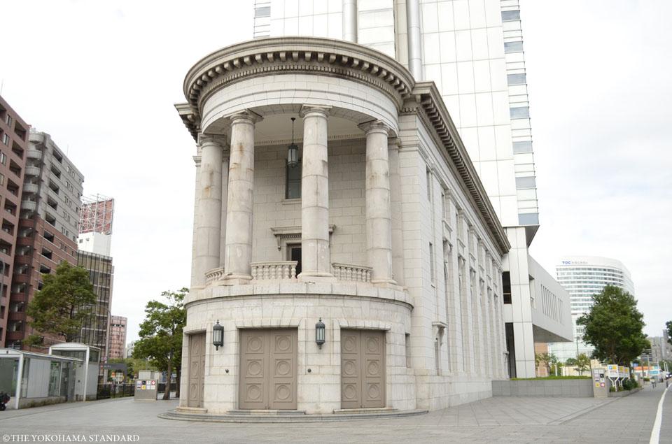旧横浜銀行本店別館1-THE YOKOHAMA STANDARD