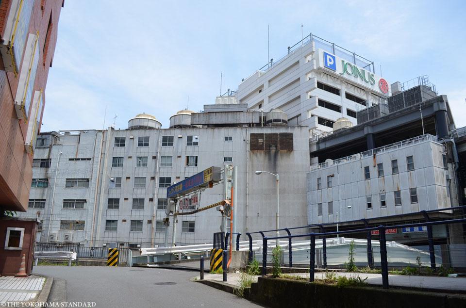 西口界隈2-THE YOKOHAMA STANDARD