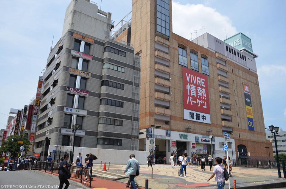 西口界隈7-THE YOKOHAMA STANDARD
