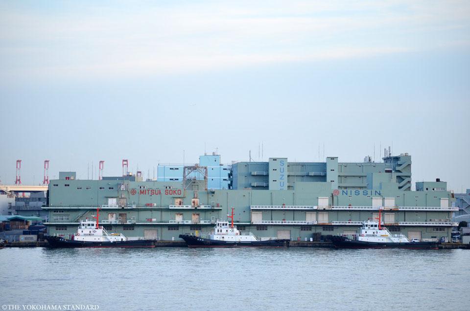 タグボート1-THE YOKOHAMA STANDARD