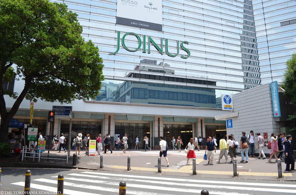 西口界隈8-THE YOKOHAMA STANDARD