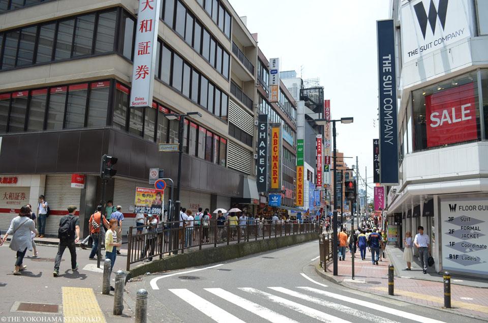 西口界隈9-THE YOKOHAMA STANDARD