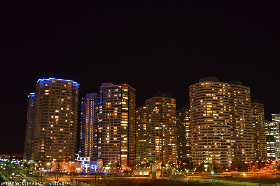 夜のみなとみらい39・40・50街区-THE YOKOHAMA STANDARD