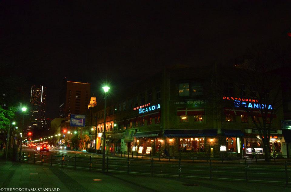 夜の海岸通り-THE YOKOHAMA STANDARD