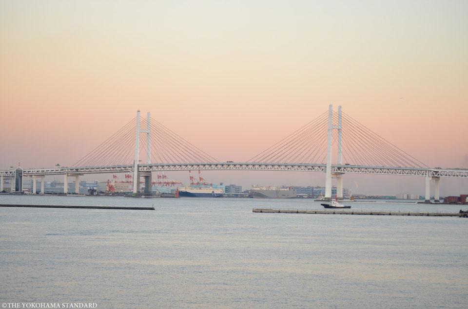 夕暮れのベイブリッジ-THE YOKOHAMA STANDARD