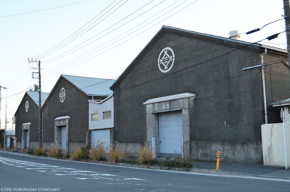 千若町の三井倉庫2-THE YOKOHAMA STANDARD