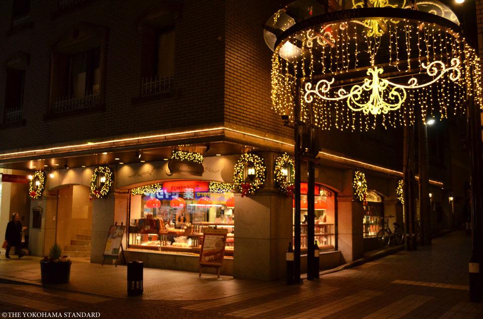 元町イルミネーション5-THE YOKOHAMA STANDARD