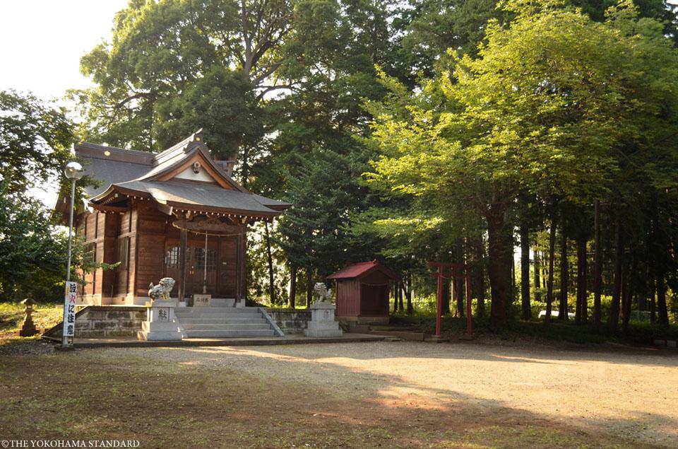 中之宮左馬神社3-THE YOKOHAMA STANDARD