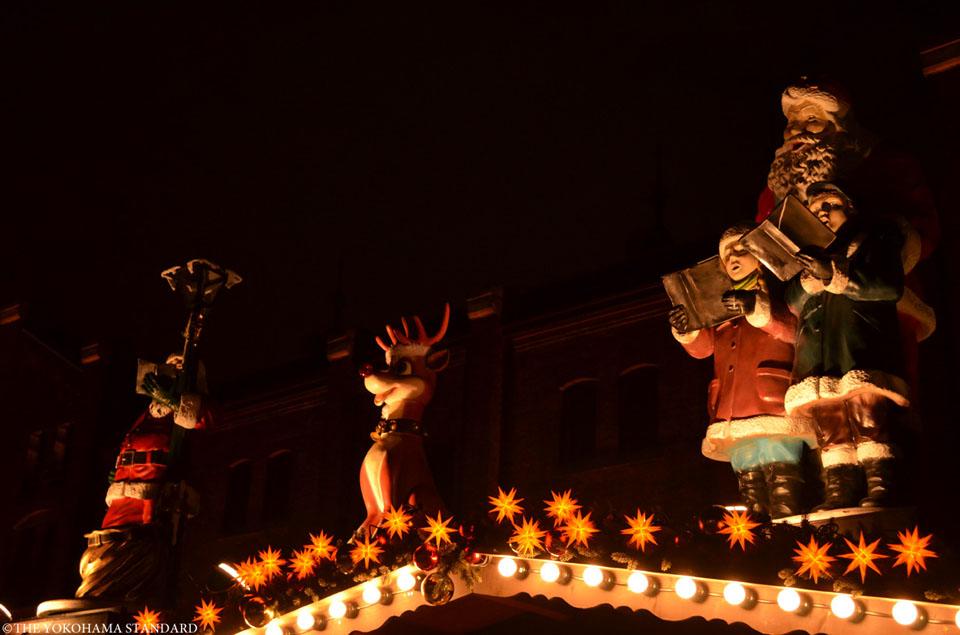 赤レンガクリスマスマーケット2-THE YOKOHAMA STANDARD