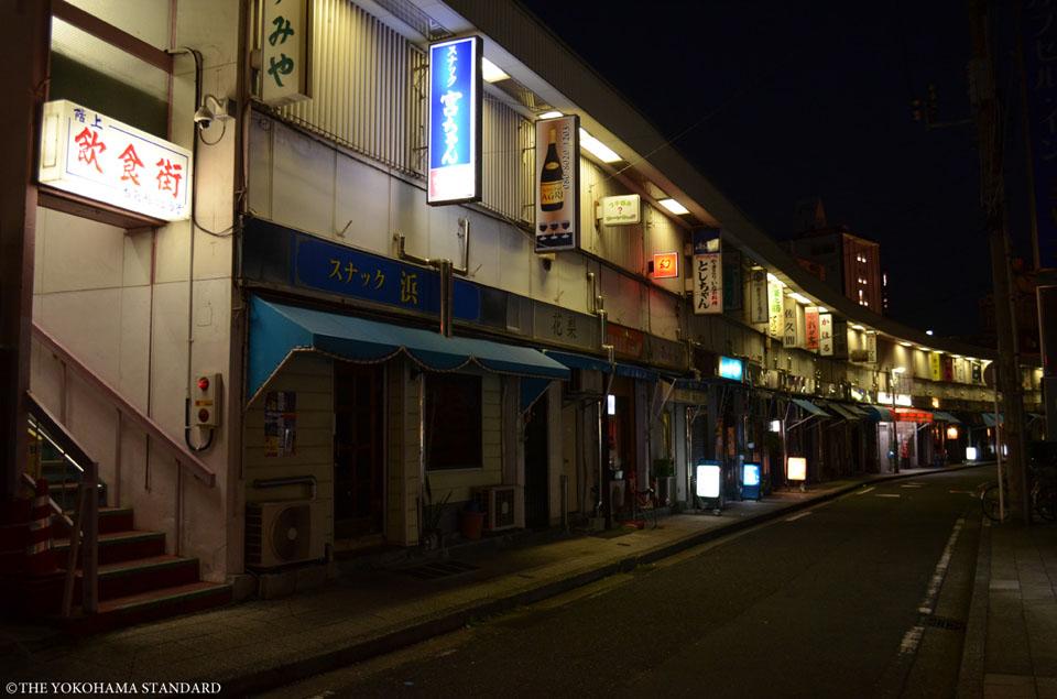 都橋商店街3-THE YOKOHAMA STANDARD