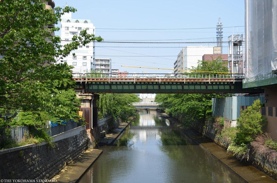 石崎川 平戸橋付近-THE YOKOHAMA STANDARD