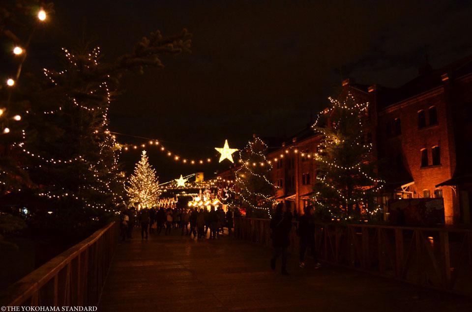 赤レンガクリスマスマーケット3-THE YOKOHAMA STANDARD