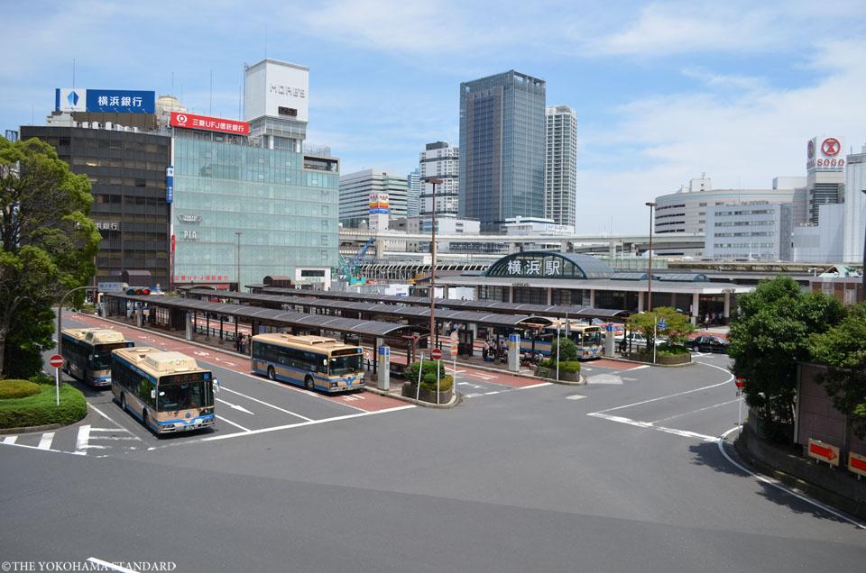 横浜駅西口駅ビル2-THE YOKOHAMA STANDARD