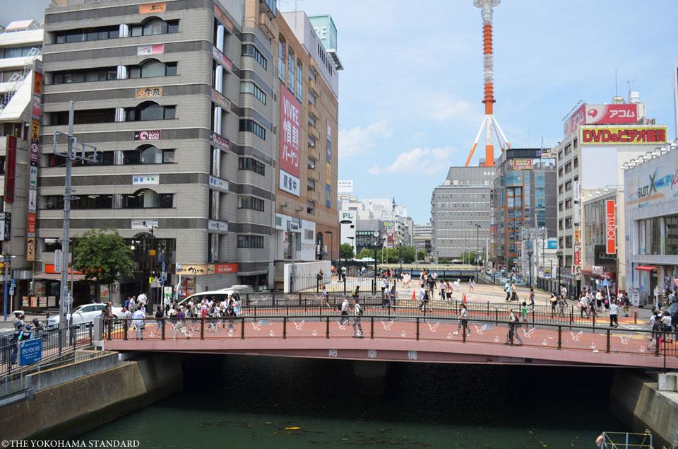 西口界隈5-THE YOKOHAMA STANDARD
