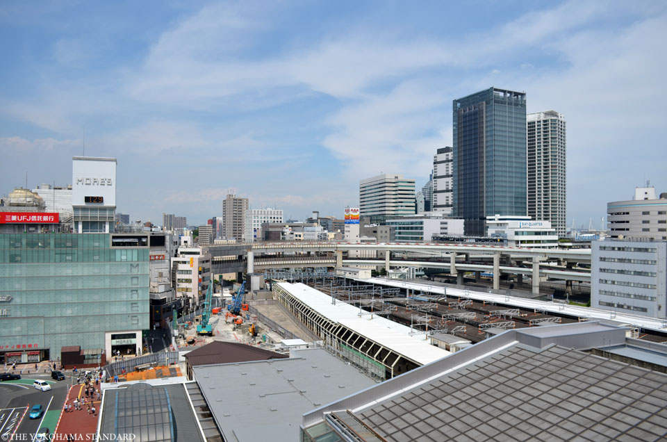 横浜駅西口駅ビル-THE YOKOHAMA STANDARD
