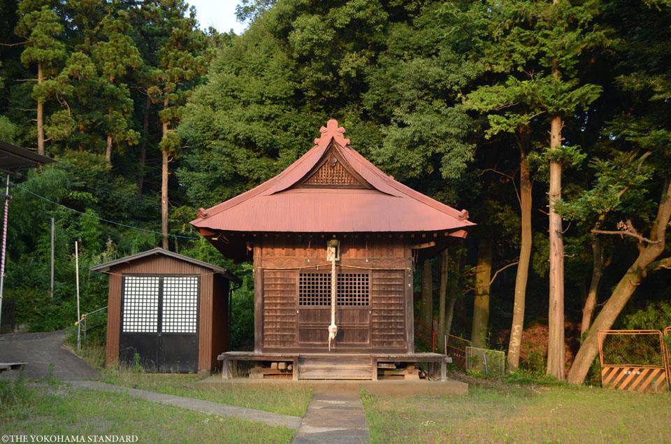 下和泉鯖神社2-THE YOKOHAMA STANDARD
