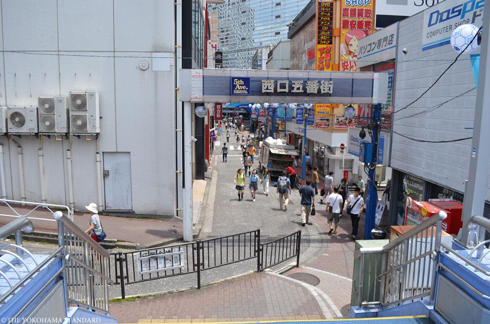西口界隈6-THE YOKOHAMA STANDARD