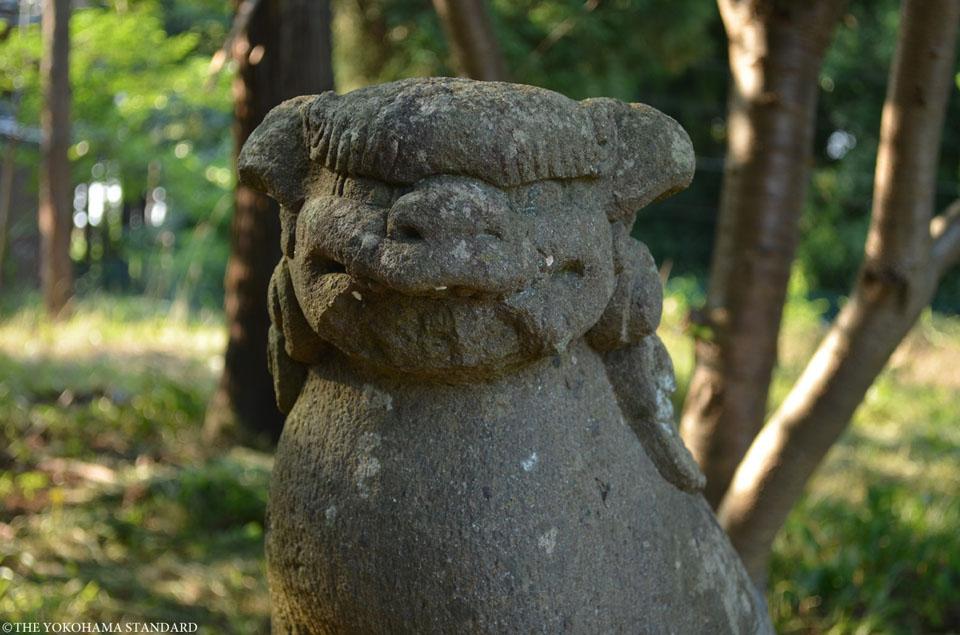 中之宮左馬神社2-THE YOKOHAMA STANDARD