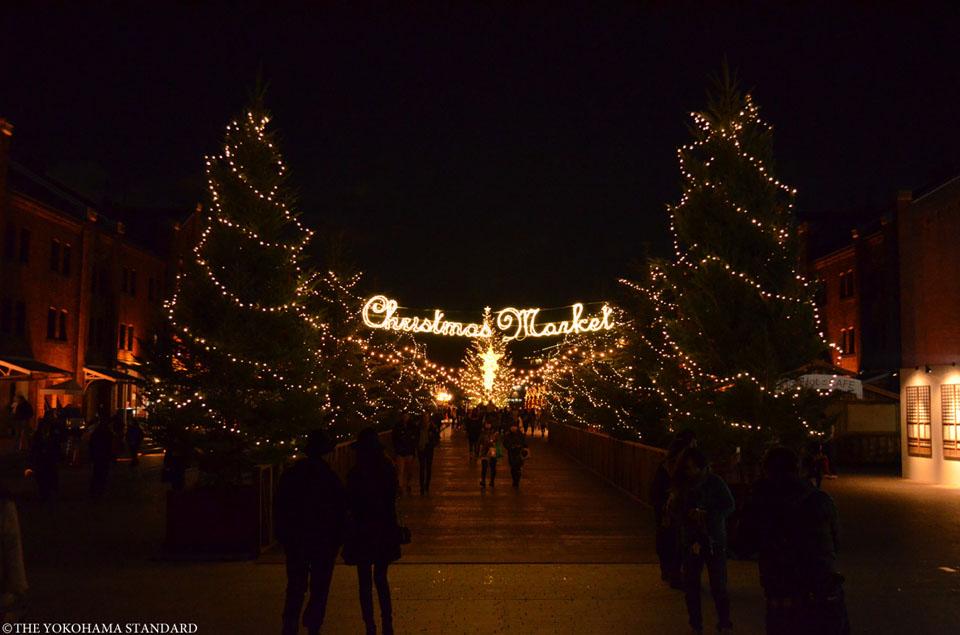赤レンガクリスマスマーケット4-THE YOKOHAMA STANDARD