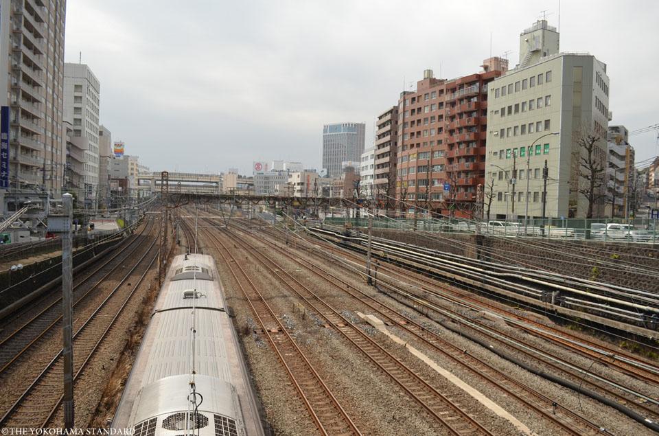 青木橋から横浜駅方面-THE YOKOHAMA STANDARD