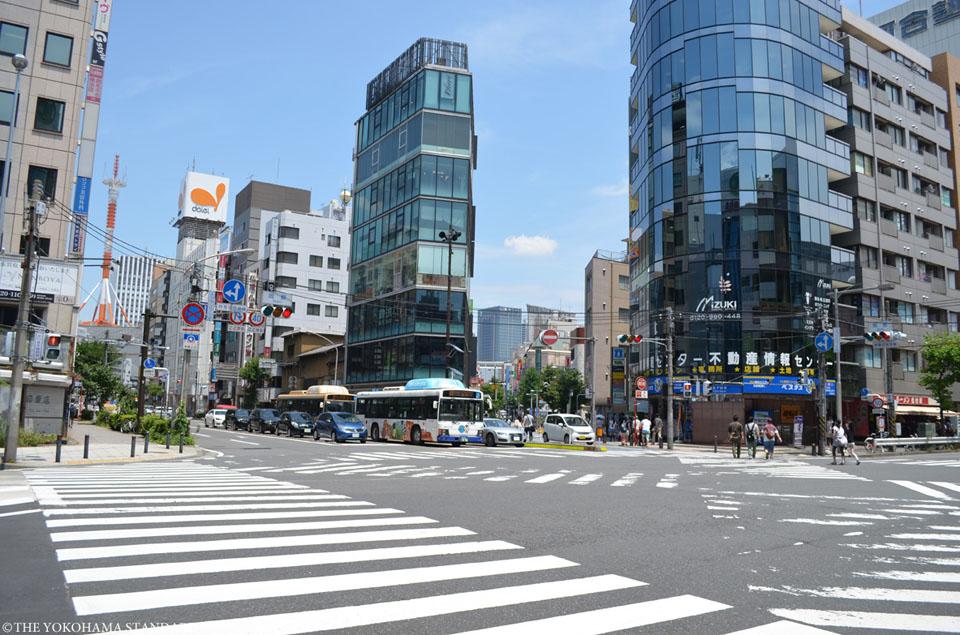 西口界隈3-THE YOKOHAMA STANDARD