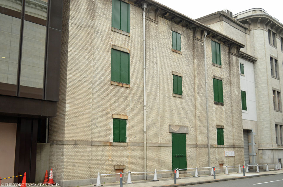 旧三井物産横浜支店倉庫3-THE YOKOHAMA STANDARD