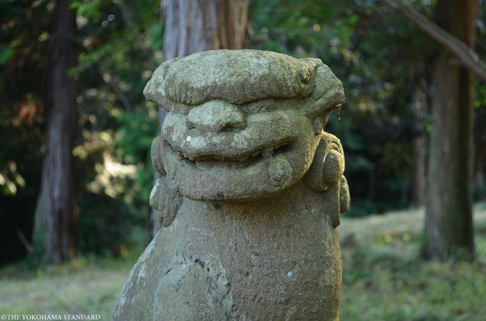 中之宮左馬神社1-THE YOKOHAMA STANDARD