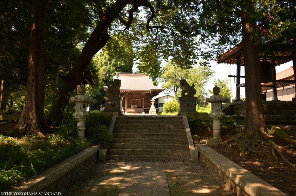 飯田神社-THE YOKOHAMA STANDARD