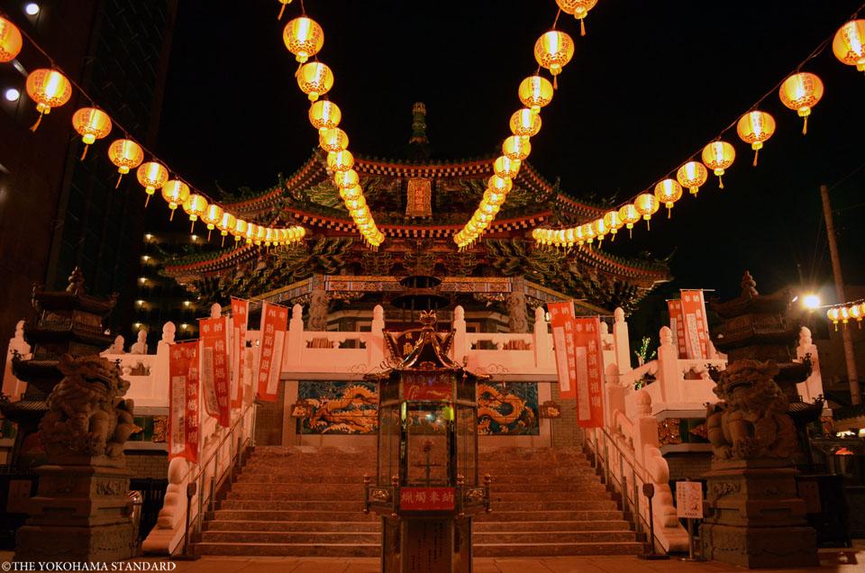 媽祖廟-THE YOKOHAMA STANDARD