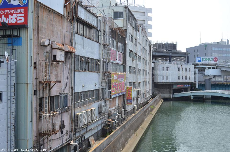 西口界隈1-THE YOKOHAMA STANDARD