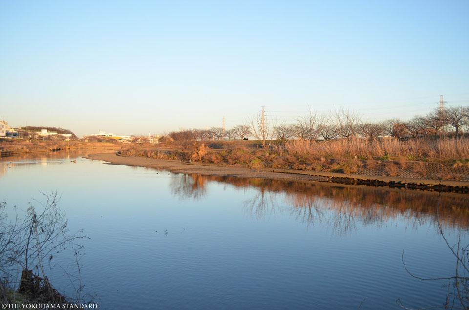 鴨居の鶴見川-THE YOKOHAMA STANDARD