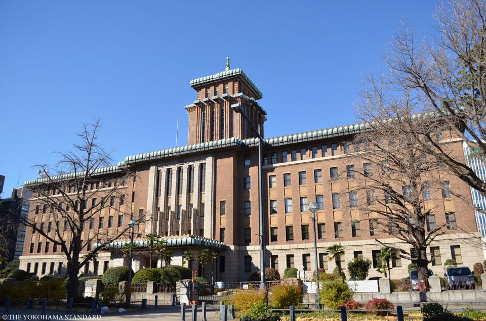 神奈川県庁本庁舎-THE YOKOHAMA STANDARD