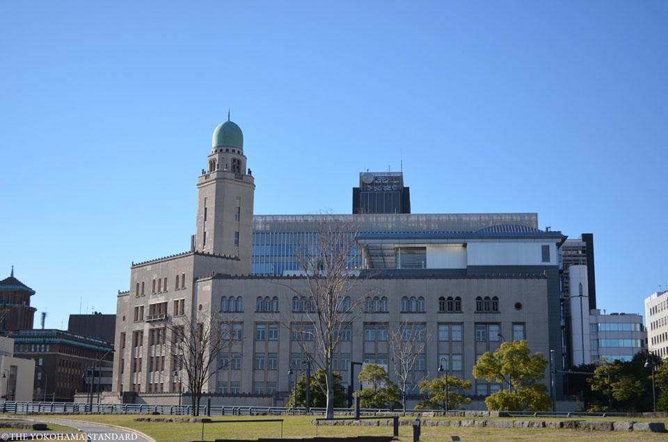 横浜税関1-THE YOKOHAMA STANDARD