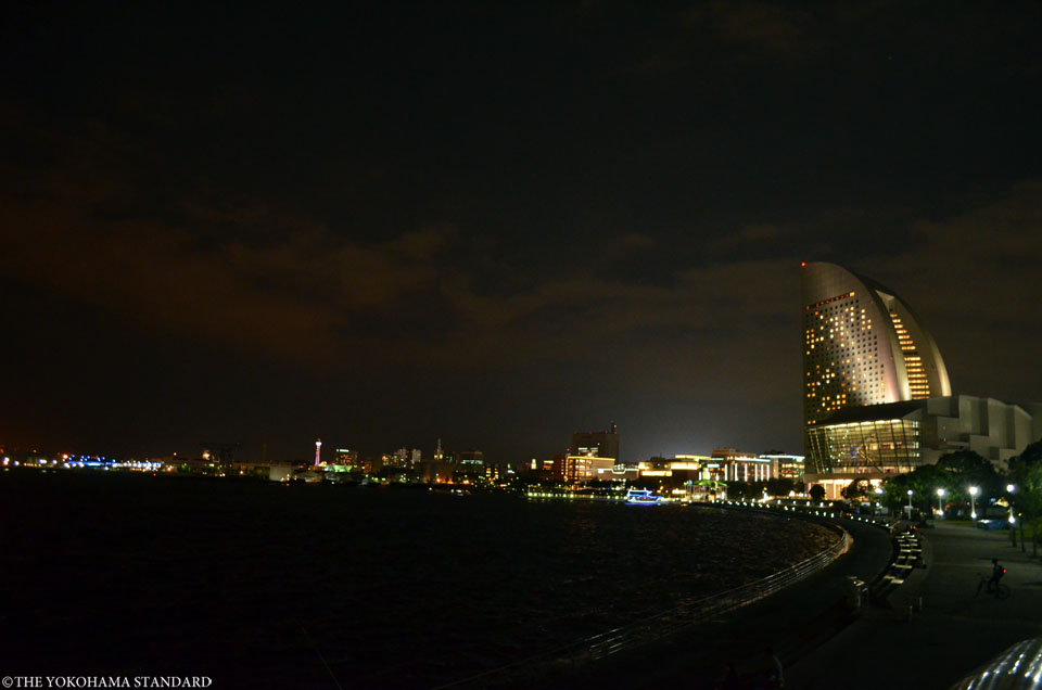 夜の臨港パーク-THE YOKOHAMA STANDARD