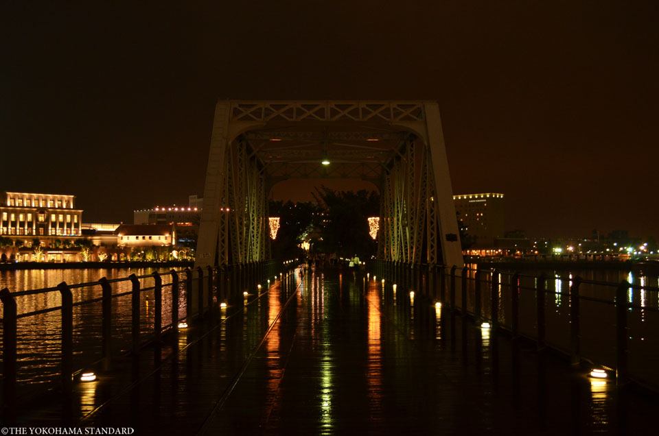 雨上がりの汽車道-THE YOKOHAMA STANDARD
