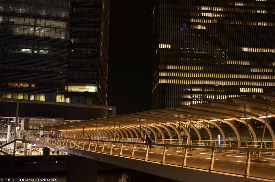 夜のはまみらいウォーク-THE YOKOHAMA STANDARD