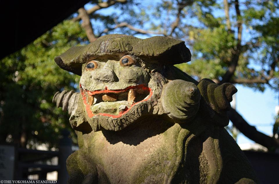 八幡橋八幡神社4-THE YOKOHAMA STANDARD
