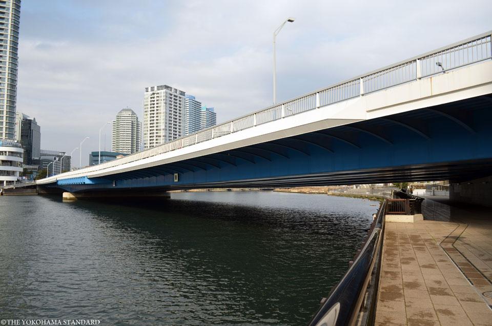 みなとみらい大橋の下2-THE YOKOHAMA STANDARD