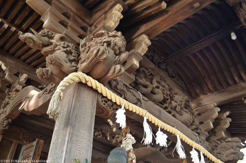 八幡橋八幡神社8-THE YOKOHAMA STANDARD