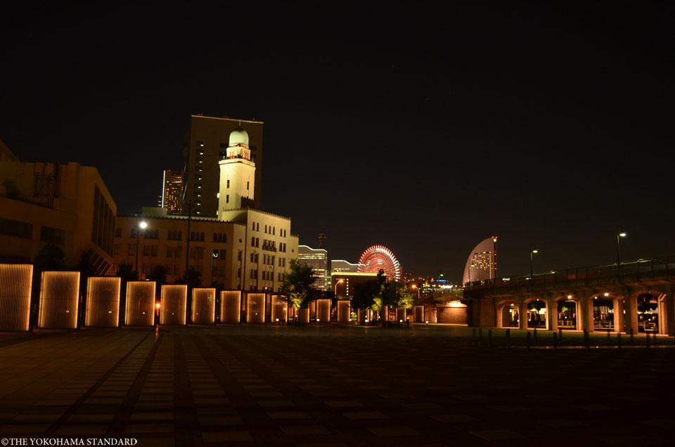 夜の開港波止場-THE YOKOHAMA STANDARD