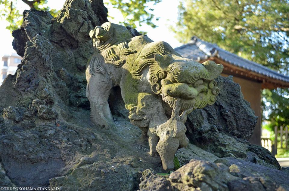 八幡橋八幡神社6-THE YOKOHAMA STANDARD